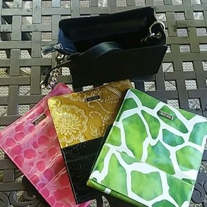Miche petite purse and three magnetic covers